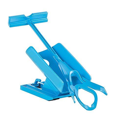 Great Houseware einfach auf und einfach Off Socke-Hilfe-Set Schuh Horn Schmerzen frei kein Bücken Dehnen Socke Assist Werkzeug