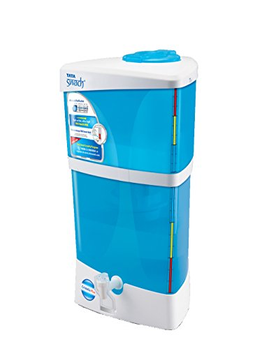 Tata Swach Non Electric Cristella Plus 18-Litre Gravity Based  Water Purifier