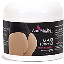 Ann Michell MAXI Buttocks Enhancement Cream 4 Oz by Ann Michell