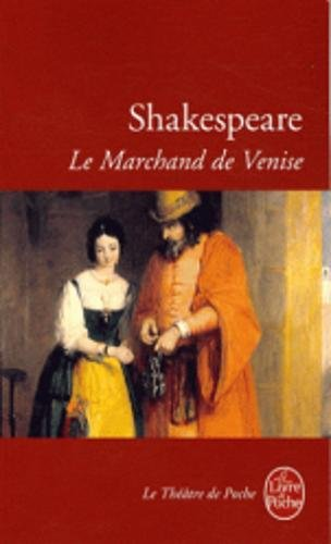 Le Marchand de Venise par William Shakespeare