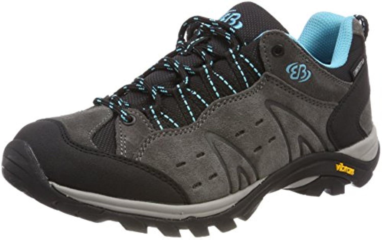 Bruetting Mount Bona, Zapatos de Low Rise Senderismo para Mujer