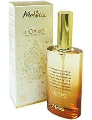 MELVITA Eau de toilette L'Or bio - 50ml