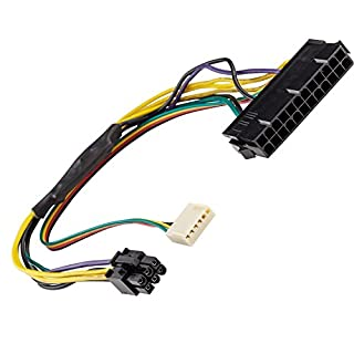 adaptare ATX Power Supply Adapter for Lenovo Medion Motherboard