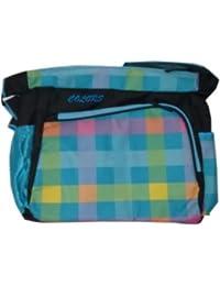 Navigator Boys & Girls Blue Polyester Sling Bag - B0754J2QG1
