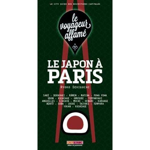 le voyageur affamé - Le Japon à Paris