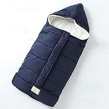 Lvbeis Cochecito De Bebé Saco De Dormir TéRmico Saco Al Aire Libre Impermeable Swaddle Wrap Manta