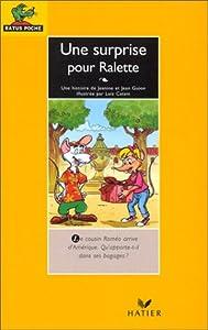 """Afficher """"RATUS POCHE Une surprise pour raclette"""""""
