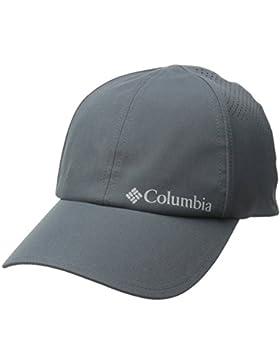 Columbia Silver Ridge Ball Cap Gorra, Hombre, Gris (Graphite Grey), Talla única Ajustable