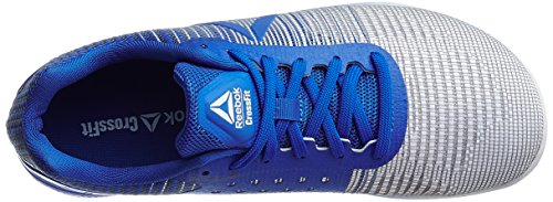 Reebok R Crossfit Nano 7, Scarpe Sportive Indoor Uomo Blu (Vital Blue/white)