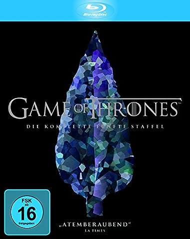 Game of Thrones - Staffel 5 (Digipack + Bonusdisc) (exklusiv bei Amazon.de) [Blu-ray] [Limited Edition]
