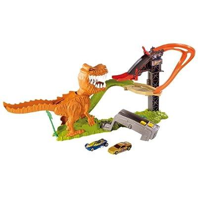 Hot Wheels X4290 - Ataque Del T-Rex (Mattel)
