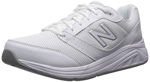 Nuovo Equilibrio Damen Ww928v3 Hallenschuhe Bianco