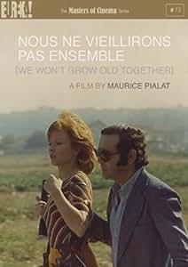 Nous Ne Vieillirons Pas Ensemble [We Won't Grow Old Together] [Masters of Cinema] [DVD] [1972]