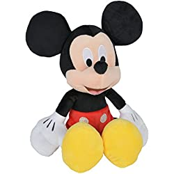 SIMBA 6315874846–Disney Peluche, Mickey, 35cm