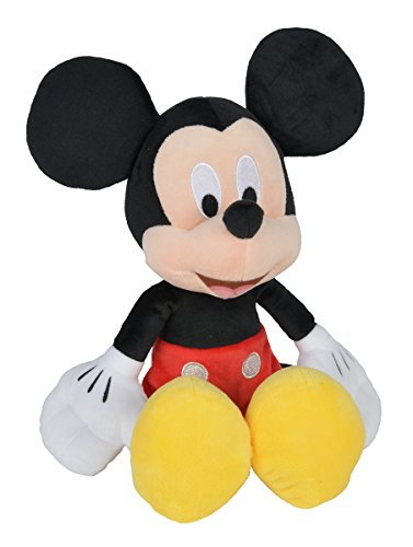 "Simba 6315874846 ""Disney Mickey Mouse Plush Figure, 35 cm"