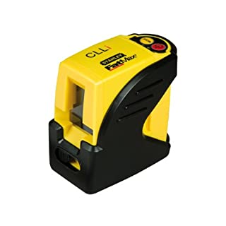 Stanley 1-77-123 Intelli Tools Cross Line Laser Kit with Pole, Multi