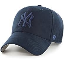 47 Brand MLB New York Yankees Clean Up Curved V Relax Fit Uomo Blu 077c0cf0b1ff