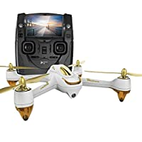 Hubsan H501S 5.8G RC Brushless FPV Drone with HD Camera for Adults