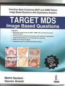 Target MDS Image Based Questions (1e/2017)