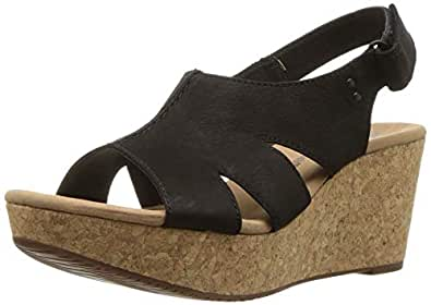 0056eb533a2 Clarks Women s Annadel Bari Platform  Amazon.co.uk  Shoes   Bags