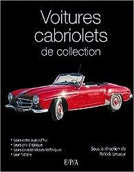Voitures cabriolets de collection