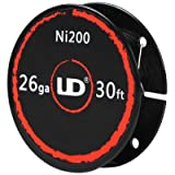 UD Youde Draht, Nickel Ni200-26 AWG, 0,40 mm,10m Spule