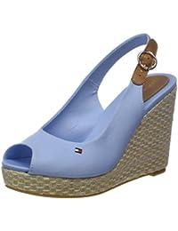 68fadd602c3 Amazon.co.uk: Tommy Hilfiger - Espadrilles / Women's Shoes: Shoes & Bags