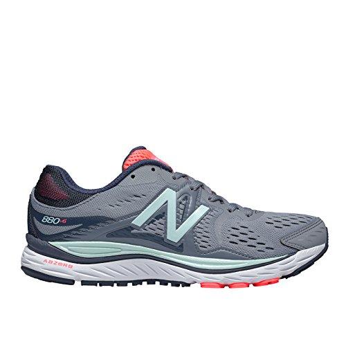 New Balance 880 Running, Entraînement de course femme gris/bleu
