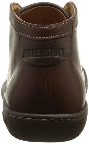 Birkenstock Scarba, Desert boots femme Marron (Dark Brown)