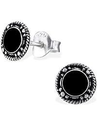 Ohrringe schwarz  Suchergebnis auf Amazon.de für: Schwarze runde Ohrringe: Schmuck