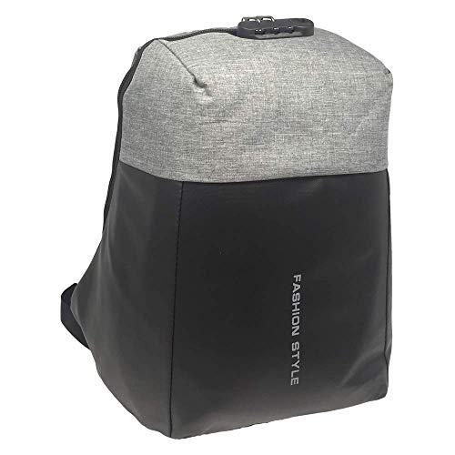 zaino PC Porta Notebook Borsa ANTIRAPINA Lavoro Viaggio con USB CM. 45 - AST9797