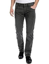 Timezone Eduardotz 5-Pocket Pants, Pantalon Homme
