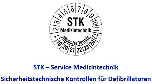 STK PRÜFUNG - Sicherheitstechnische Kontrolle AED Defibrillatoren