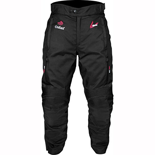 Motorcycle Weise Memphis Outlast Trousers Reg WP Black L