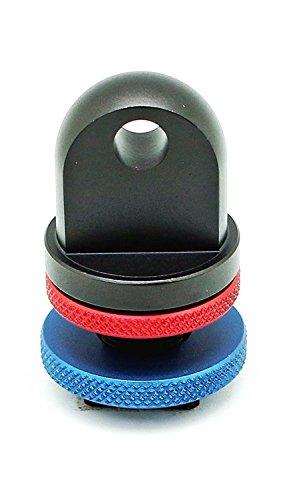 Cold Shoe Adapter für undewater Kamera Gehäuse, YS Short Ys-mount