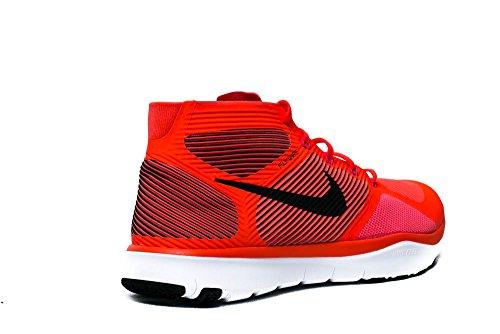 Nike - Free TRain INStinct, Sneaker Uomo Viola (Morado (Ttl Crimson / Hypr Pnk-Blk-White))