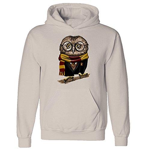 Sudadera con capucha Hedwig Harry Potter