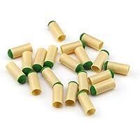 10 mm Plastic hipoxemia piscina taco de billar consejos 20 unidades