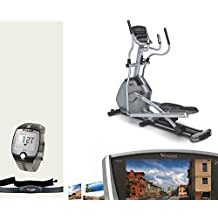 Vision Fitness X20 Touch, Polar Pulsuhr FT1 - Elliptical Crosstrainer