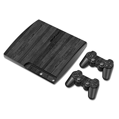 Preisvergleich Produktbild Laixing ZY0024*Skin Sticker Cover fur PS3 PlayStation 3 Slim+2 Controllers