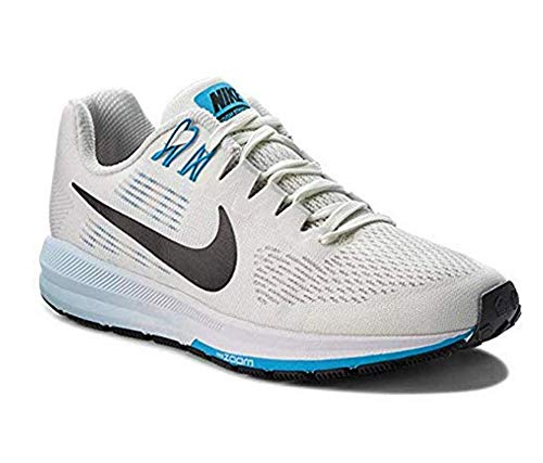 Nike W Air Zoom Structure 21 904701-007 - Zapatillas para Mujer (Talla 44)