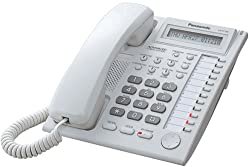 Panasonic KX-T7730 Corded Phone (White)