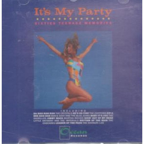 Its my Party -sixties teenage memories Imperial Blue Cup