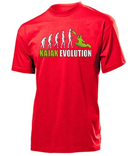 KAJAK EVOLUTION 619(H-R-Weiss-Grün) Gr. S