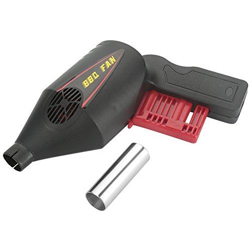 Soplador de BBQ Portátil Manual Operado Ventilador