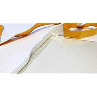 All Stoves Glass Replacement 15mm x 1m Self Adhesive Ladder Channel Seal (Sold Per Linear Meter)
