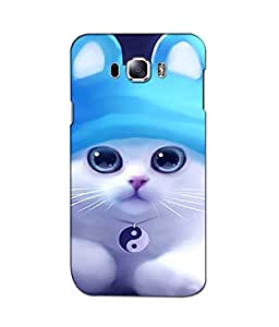 SAMSUNG J7 2016 Printed Cover By instyler