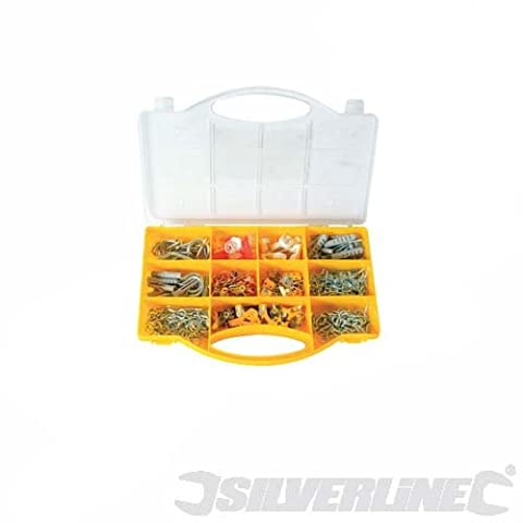 SILVERLINE-PK 545PCS 595755 DE SUSPENSION