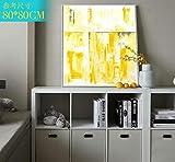 FENGJIAREN 100% Reines Handgemaltes Ölgemälde Modernes Handgemaltes Gemälde Nordisches Kunstgemälde des Abstrakten Art Decoanstriches Großes Wandgemälde des Einfachen Vorbildlichen Raumes Ries