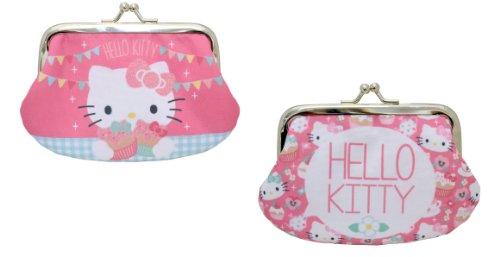 TRENDHAUS 408549 - Hello Kitty Tea Party Geldbörse (Geldbörsen Kitty Hello)